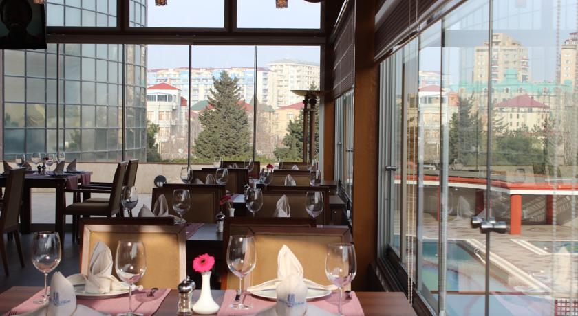 Pogostite.ru - Европа | г. Баку | бассейн | джакузи | вид на море #18