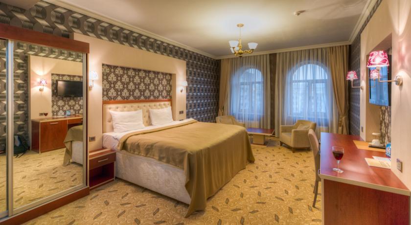 Pogostite.ru - Grand Hotel - Гранд Хотэл | исторический центр | парковка #19