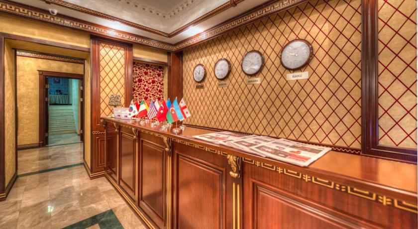 Pogostite.ru - Grand Hotel - Гранд Хотэл | исторический центр | парковка #4
