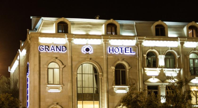 Pogostite.ru - Grand Hotel - Гранд Хотэл | исторический центр | парковка #1