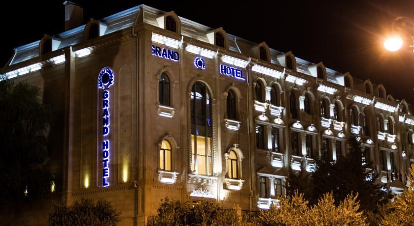 Pogostite.ru - Grand Hotel - Гранд Хотэл | исторический центр | парковка #2