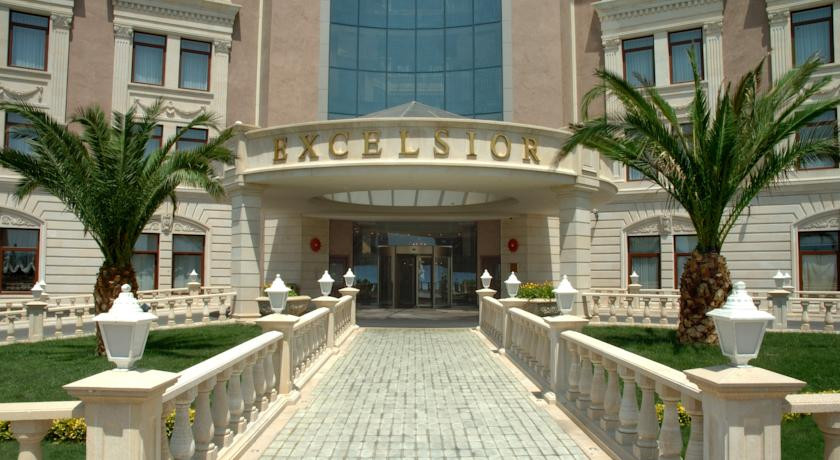 Pogostite.ru - Excelsior Spa Baku - Эксельсиор Спа Баку | бассейн | джакузи #1