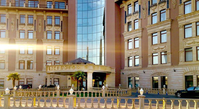 Pogostite.ru - Excelsior Spa Baku - Эксельсиор Спа Баку | бассейн | джакузи #2