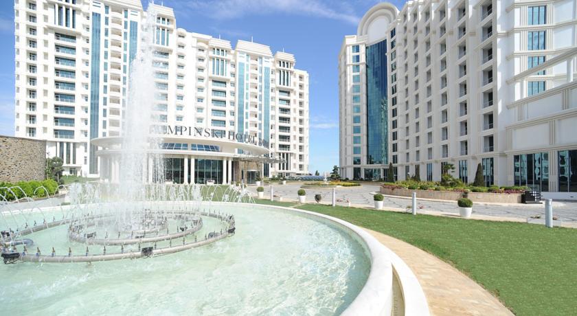 Pogostite.ru - Kempinski Hotel Badamdar - Кемпински Бадамдар | аквапарк | бассейн | CПА #1