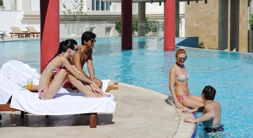 Pogostite.ru - Kempinski Hotel Badamdar - Кемпински Бадамдар | аквапарк | бассейн | CПА #37
