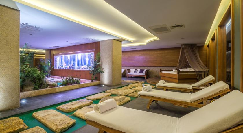 Pogostite.ru - Kempinski Hotel Badamdar - Кемпински Бадамдар | аквапарк | бассейн | CПА #33