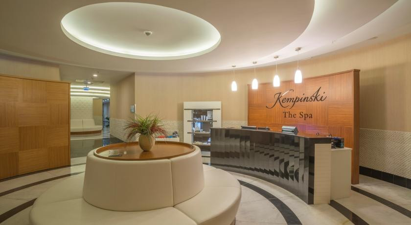 Pogostite.ru - Kempinski Hotel Badamdar - Кемпински Бадамдар | аквапарк | бассейн | CПА #4