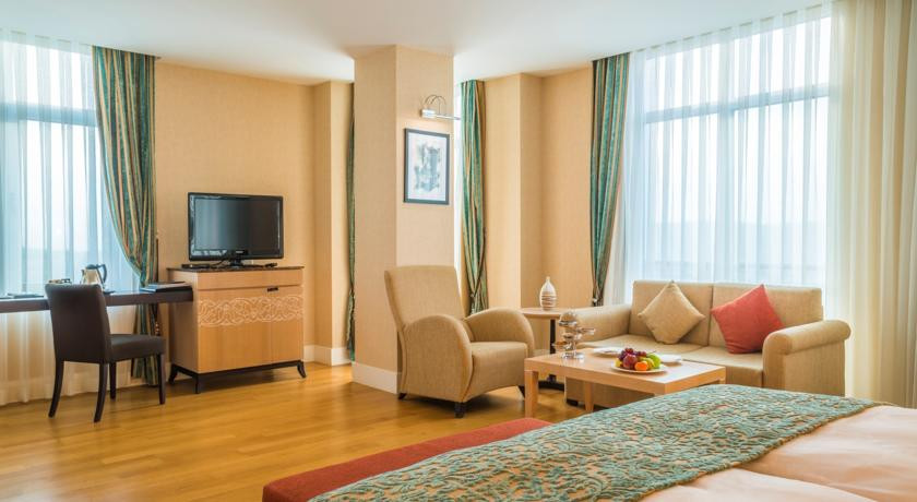 Pogostite.ru - Kempinski Hotel Badamdar - Кемпински Бадамдар | аквапарк | бассейн | CПА #18