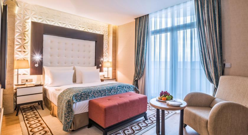 Pogostite.ru - Kempinski Hotel Badamdar - Кемпински Бадамдар | аквапарк | бассейн | CПА #13