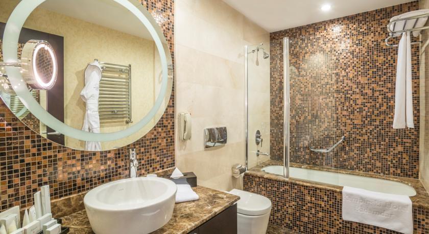 Pogostite.ru - Kempinski Hotel Badamdar - Кемпински Бадамдар | аквапарк | бассейн | CПА #25