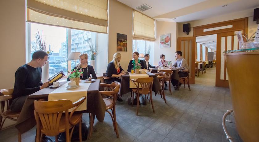 Pogostite.ru - АНДЕРСЕН | м. Петроградская | парковка #7
