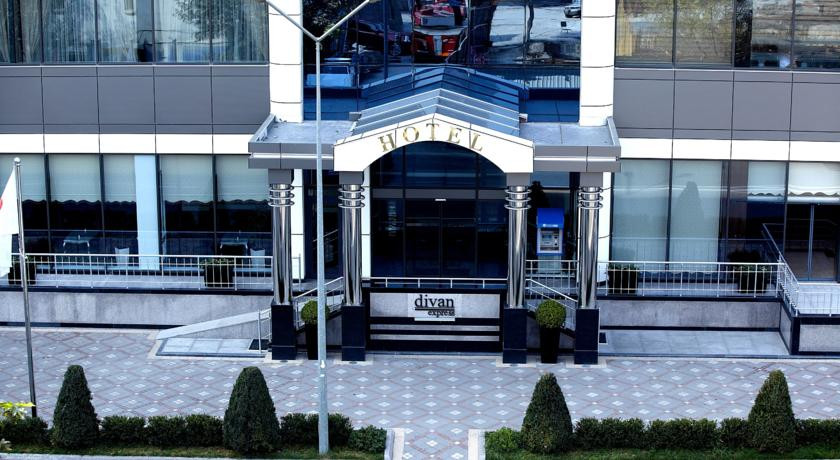 Pogostite.ru - Divan Express Baku - Дайван Экспрес Баку | парковка | сауна #2