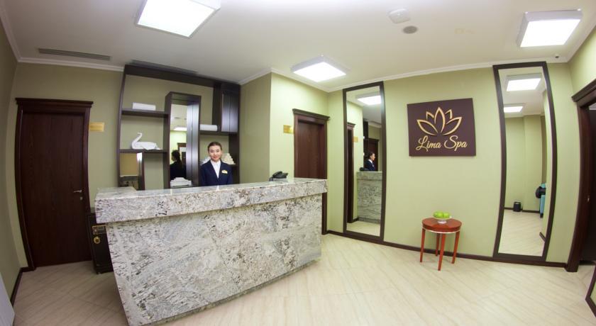 Pogostite.ru - SHERA PARK INN | Алматы | озеро | Сауна #2