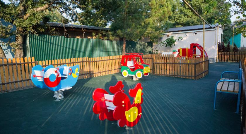 Pogostite.ru - ЛАЗУРНЫЙ оздоровительный комплекс | Кабардинка | 1 линия | детская анимация #22