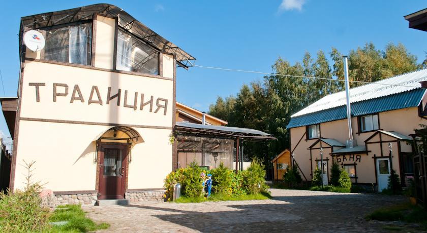 Pogostite.ru - СТАРЫЕ ТРАДИЦИИ | г. Всеволожск | парковка | сауна | бассейн #3