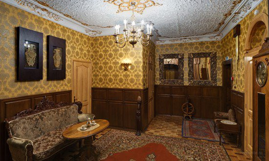 Pogostite.ru - АННА бутик-отель (г. Калининград, форт Королева Луиза) #11