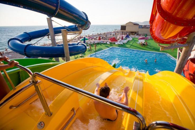Pogostite.ru - ГОРНЫЙ ВОЗДУХ | Лоо | 1 линия | пляж | аквапарк | бассейн | детская анимация #12