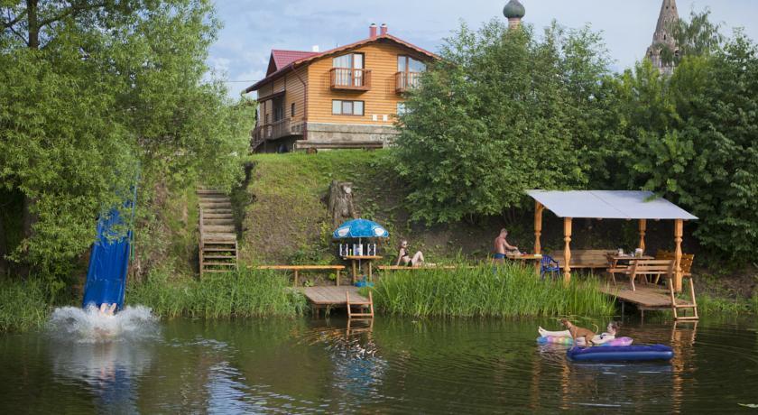 Pogostite.ru - ГОСТЕВОЙ ДОМ 44   г. Суздаль   пляж   сауна   рыбная ловля #1