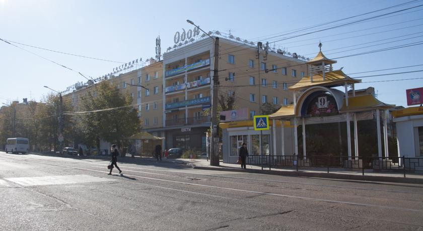 Pogostite.ru - ОДОН | г. Улан-Удэ | рядом с ж/д вокзалом | сауна | парковка #2