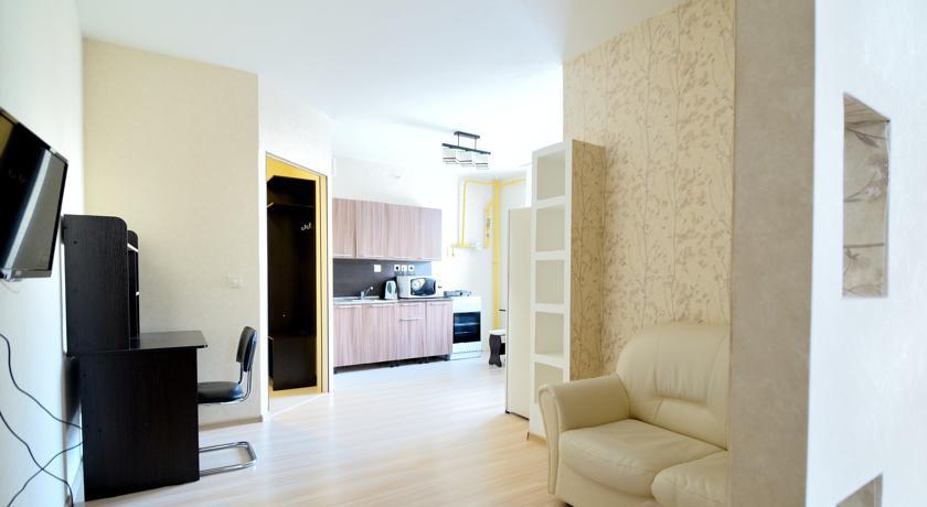 Pogostite.ru - Etalon Apartment on Oplesnina 17/3 / Эталон (г. Сыктывкар, возле Театра оперы и балета) #7