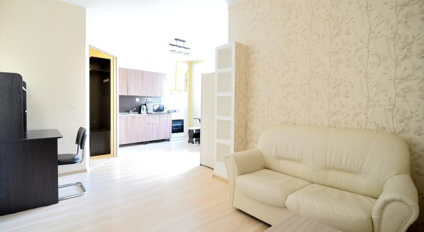 Pogostite.ru - Etalon Apartment on Oplesnina 17/3 / Эталон (г. Сыктывкар, возле Театра оперы и балета) #10