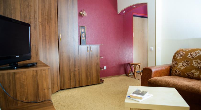 Pogostite.ru - Kosmos Apartments / Космос (г. Сыктывкар, возле Собора Стефана Пермского) #22