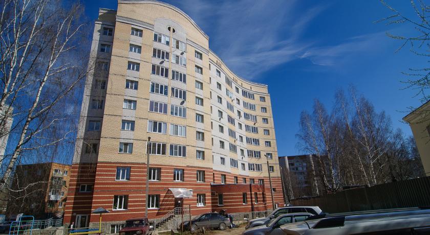 Pogostite.ru - April na Sovetskoy / Эйприл (г. Сыктывкар, возле международного аэропорта) #1