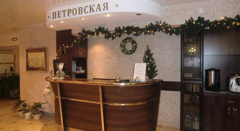 Pogostite.ru - ПЕТРОВСКАЯ | г. Шлиссельбург | парковка | кухня #3