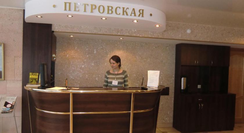 Pogostite.ru - ПЕТРОВСКАЯ | г. Шлиссельбург | парковка | кухня #4