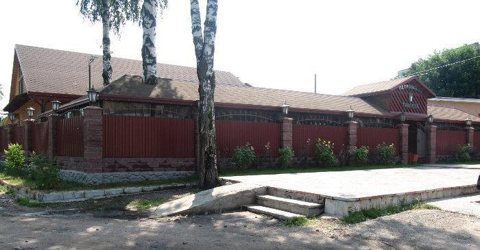Pogostite.ru - ПЕТРОВСКАЯ | г. Шлиссельбург | парковка | кухня #1