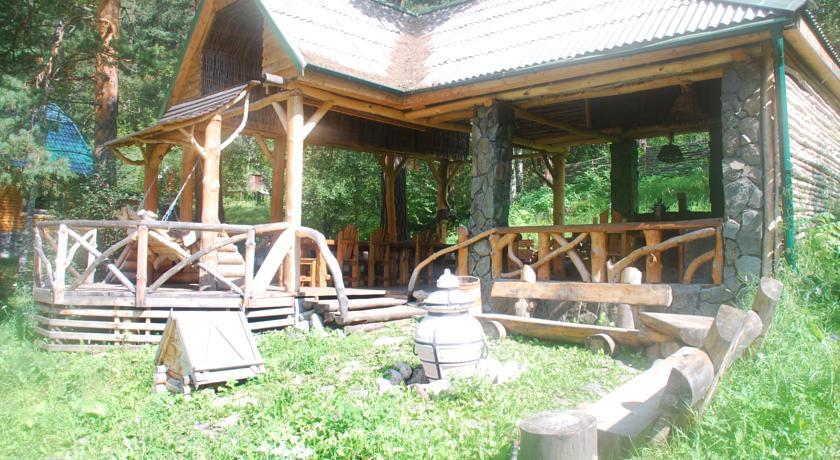 Pogostite.ru - Лесная дача | лыжный подъемник | озеро | предгорья Алтая #4