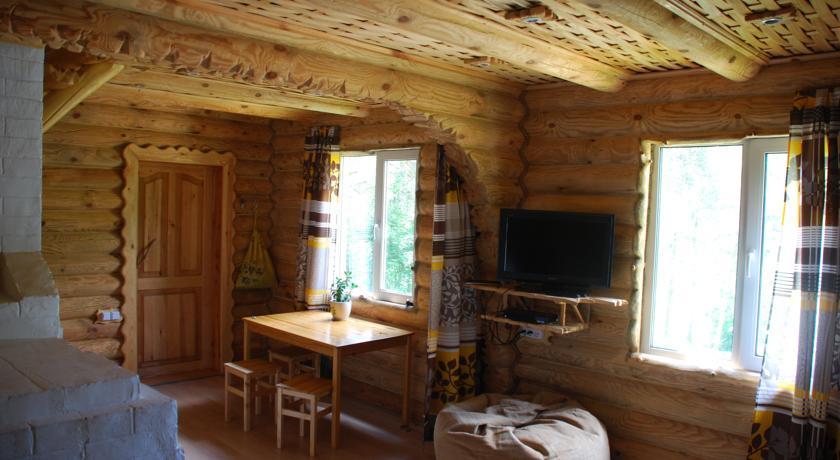Pogostite.ru - Лесная дача | лыжный подъемник | озеро | предгорья Алтая #14