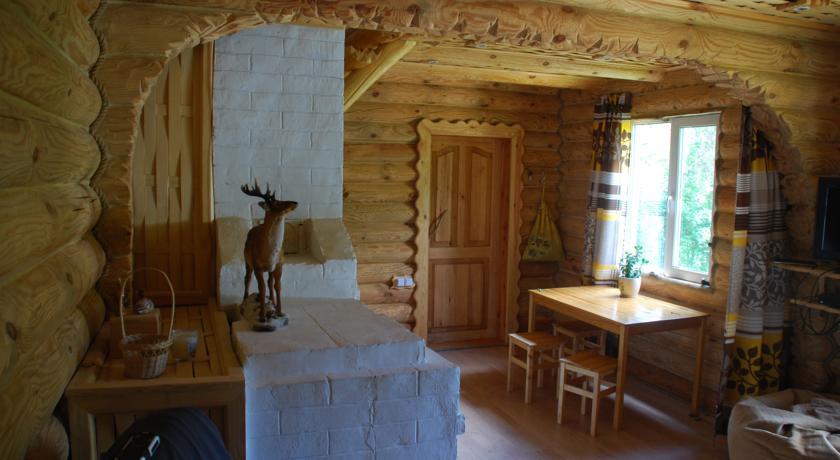 Pogostite.ru - Лесная дача | лыжный подъемник | озеро | предгорья Алтая #7