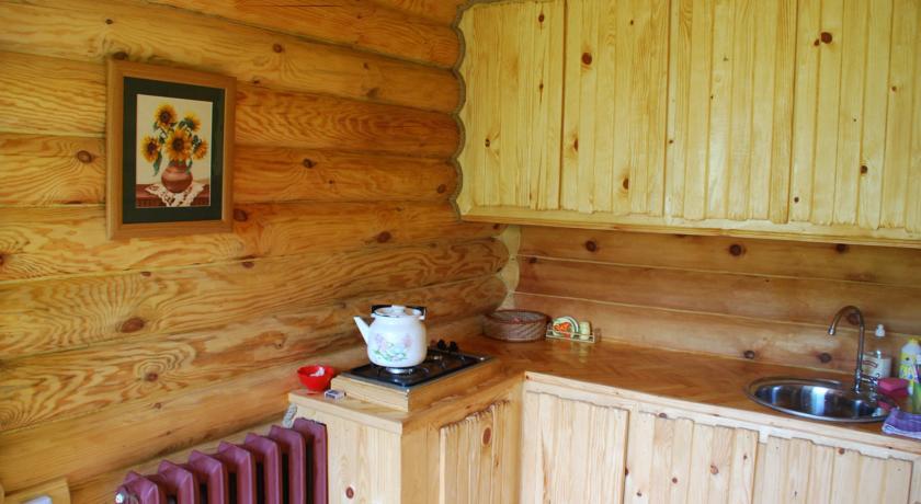 Pogostite.ru - Лесная дача | лыжный подъемник | озеро | предгорья Алтая #9