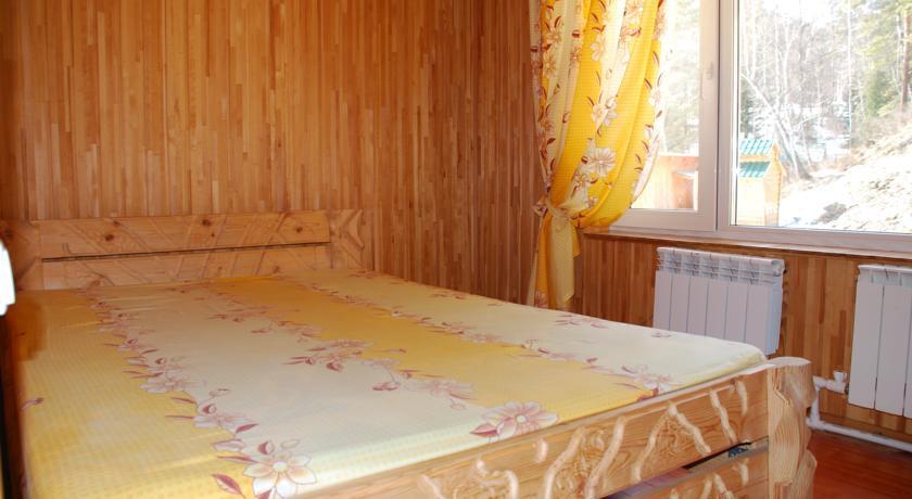 Pogostite.ru - Лесная дача | лыжный подъемник | озеро | предгорья Алтая #11