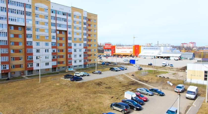 Pogostite.ru - April bolnichniy gorodok / Эйприл больничный городок (г. Сыктывкар, возле автовокзала) #3