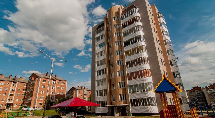Pogostite.ru - April bolnichniy gorodok / Эйприл больничный городок (г. Сыктывкар, возле автовокзала) #1