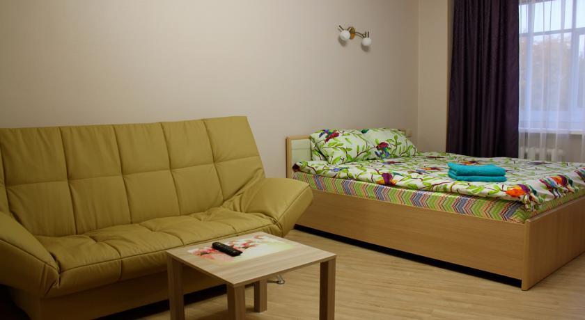 Pogostite.ru - Apartment Sysolskoe Shosse 19 / Апартаменты на Сысольском Шоссе (г. Сыктывкар, возле автовокзала) #4