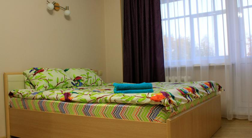 Pogostite.ru - Apartment Sysolskoe Shosse 19 / Апартаменты на Сысольском Шоссе (г. Сыктывкар, возле автовокзала) #5
