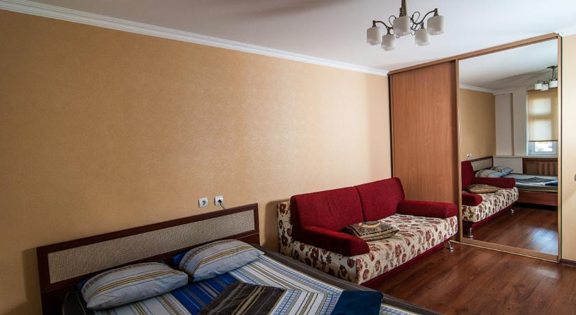 Pogostite.ru - April апартаменты на Свободы / Эйприл (г. Сыктывкар, возле набережной р. Сысола) #16