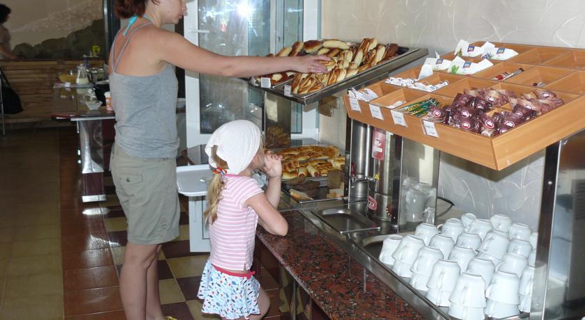 Pogostite.ru - Inn Chaika /Чайка (г. Саки, возле побережья Черного моря ) #5