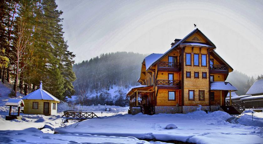 Pogostite.ru - Ручьи уДачи | горнолыжный комплекс | ручей #9