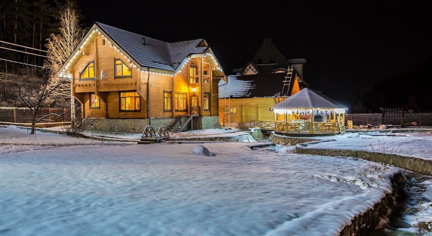 Pogostite.ru - Ручьи уДачи | горнолыжный комплекс | ручей #6