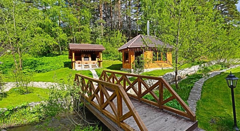 Pogostite.ru - Ручьи уДачи | горнолыжный комплекс | ручей #5