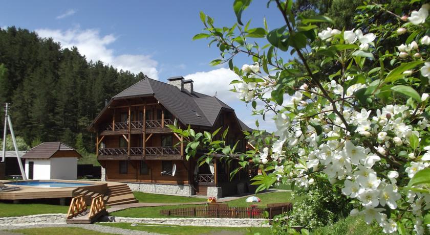 Pogostite.ru - Ручьи уДачи | горнолыжный комплекс | ручей #1