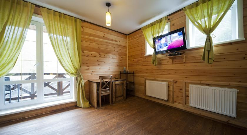 Pogostite.ru - Ручьи уДачи | горнолыжный комплекс | ручей #10