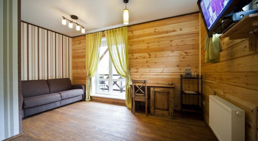 Pogostite.ru - Ручьи уДачи | горнолыжный комплекс | ручей #16