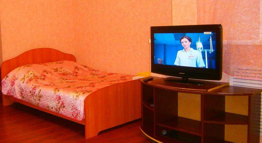 Pogostite.ru - Komfort Apartments Na Svobody/Комфорт (г. Сыктывкар, возле набережной р. Сысола) #4