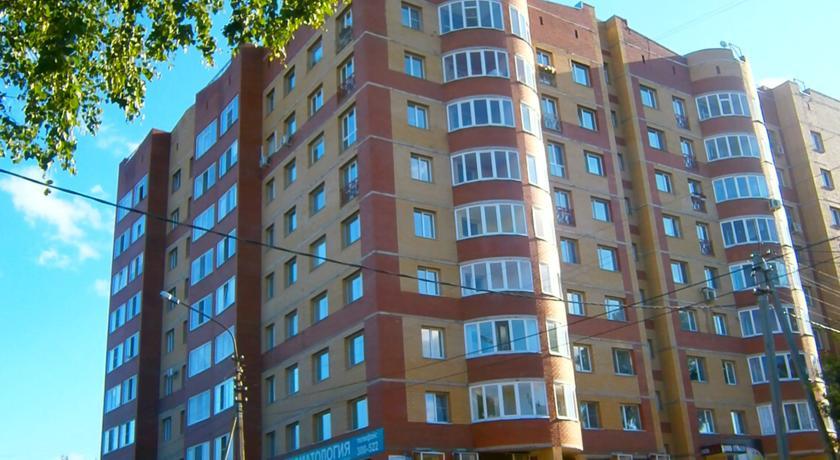 Pogostite.ru - Komfort Apartments Na Svobody/Комфорт (г. Сыктывкар, возле набережной р. Сысола) #1