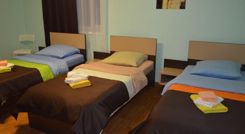 Pogostite.ru - Afiny Hotel / Афины (г. Сыктывкар, возле набережной р. Сысола) #19